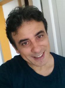 Alfio selfie